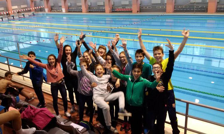 Inot: 14 medalii pentru LPS Baia Mare la Campionatele Nationale Scolare