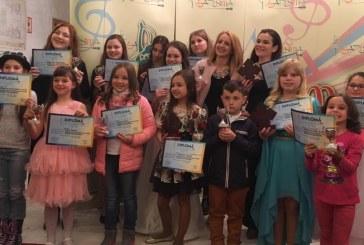 Elevii de la Insieme Music School din Baia Mare, pe podium la Concursul National Kharisma