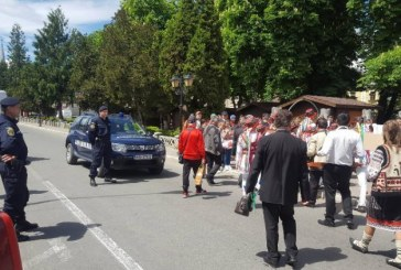 Jandarmii maramureseni  sunt prezenţi la datorie si in acest weekend
