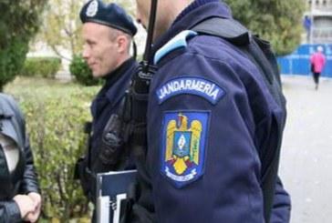 Jandarmii sunt prezenti la datorie si in acest sfarsit de saptamana