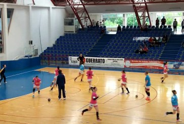 Handbal, Junioare I: CSS 2 Baia Mare – CSM Bucuresti 23-26, in prima etapa a Turneului Final