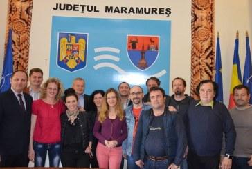 Ziua Mondiala a Libertatii Presei: Jurnalistii baimareni, oaspetii Prefecturii Maramures