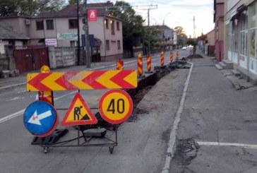 Strada 22 Decembrie din Baia Mare nu va fi inchisa circulatiei, astazi, 8 iunie 2017, datorita conditiilor meteo nefavorabile