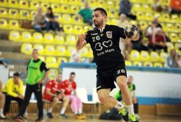 Handbal: Minaur a castigat partida cu CSU Constantin Brancusi Tg. Jiu
