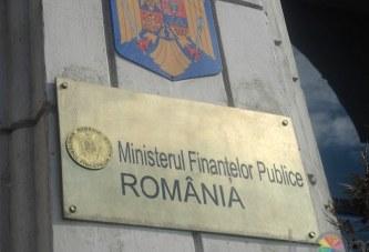 Ministerul Finantelor actualizeaza declaratia 112