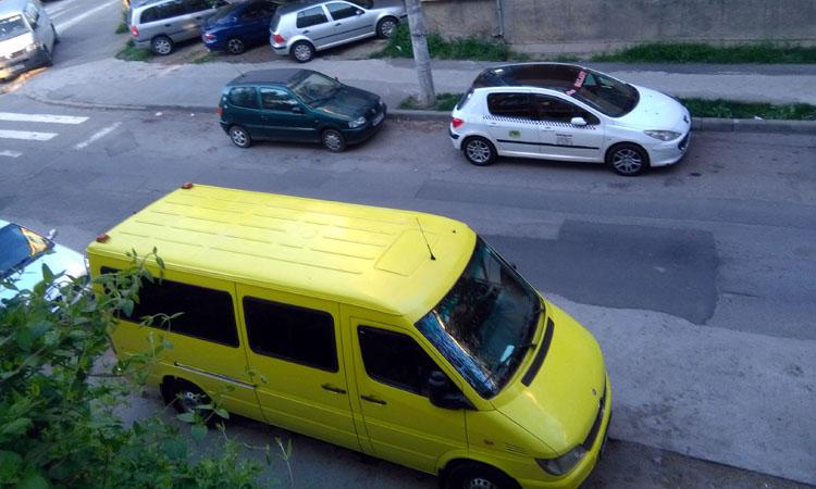 De la cititori: Locurile de parcare - o problema majora in Baia Mare (FOTO)