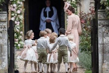 Nunta anului in Regatul Unit: Pippa Middleton s-a casatorit cu James Matthews