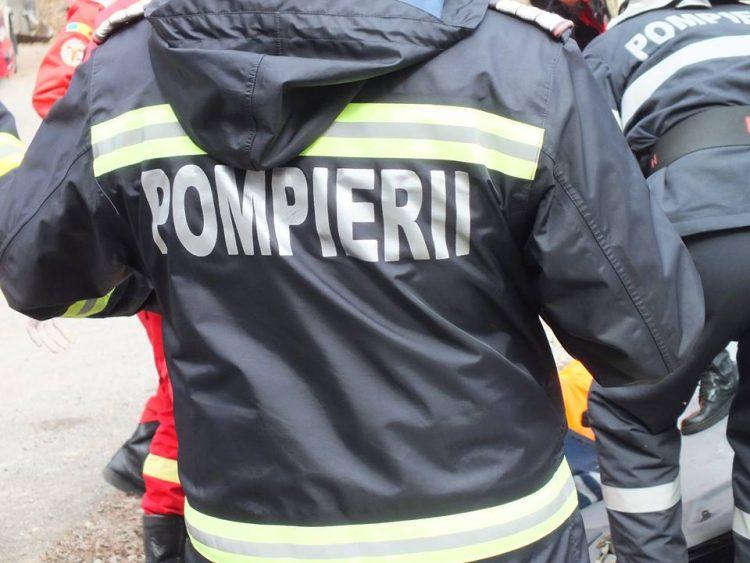 Pompierii baimareni prezenti la