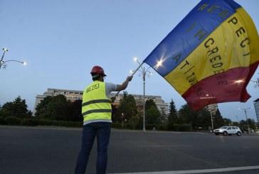 LIVE: Un nou protest in Piata Victoriei; manifestantii, nemultumiti de amendamentele la legea gratierii