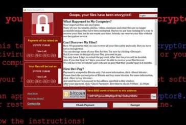 Un cercetator din Regatul Unit sustine ca a incetinit printr-o metoda simpla atacul WannaCry