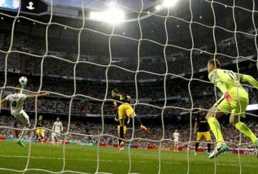 Fotbal: Real Madrid, cu un pas in finala Ligii Campionilor, dupa 3-0 cu Atletico