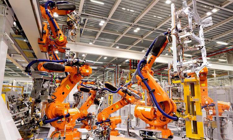 Productia industriala a crescut cu 10,9% in primele sase luni ale anului, in Maramures