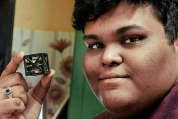 Un elev de liceu a creat cel mai mic satelit din lume