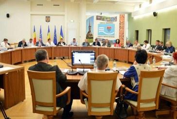 Sedinta extraordinara luni la Consiliului Judetean. Vezi lista proiectelor