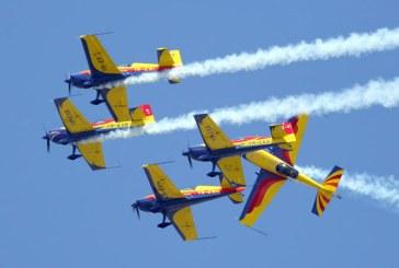 La Aeroportul International Maramures: O noua editie a evenimentului Maramures Air Show. Vezi cand