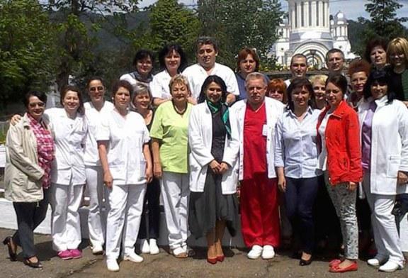 La Multi Ani tuturor asistentilor, de Ziua Internationala a Asistentilor Medicali!