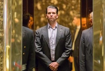 Fiul cel mare al lui Donald Trump, prezent in Maramures