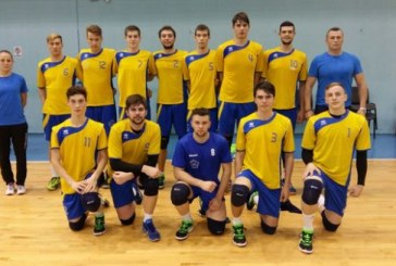 Volei, Divizia A2: Turneul de promovare in Divizia A1 se desfasoara la Baia Mare