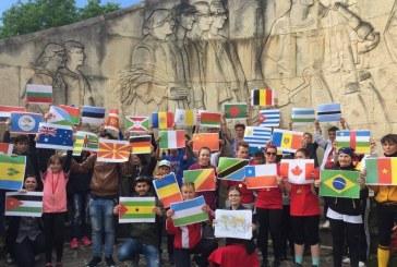 Ziua Europei prin ochii tinerilor baimareni (FOTO)