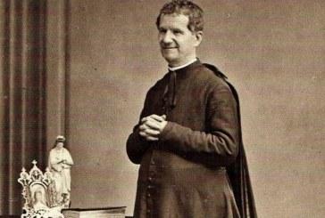 Moastele Sfantului Ioan Bosco, patronul delincventilor, au fost furate dintr-o biserica din Italia