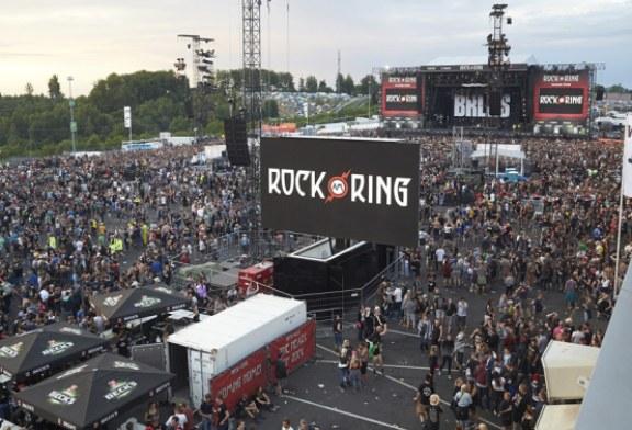 """Germania: Festivalul """"Rock am Ring"""", evacuat din cauza unei """"amenintari teroriste"""""""