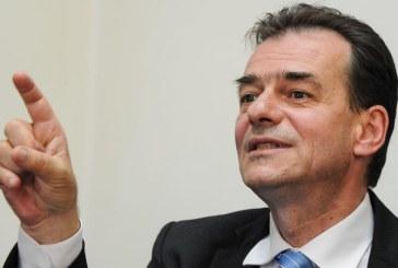 Ludovic Orban: Ii cer lui Grindeanu o demisie de constiinta