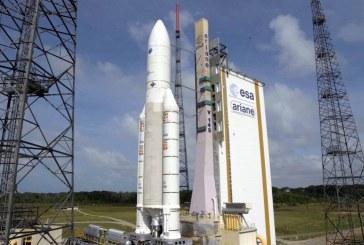 Lansare reusita pentru Ariane 5