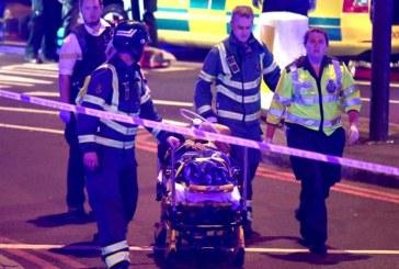 (Galerie Foto)Marea Britanie: Mai multi musulmani au fost raniti in nord-estul Londrei dupa ce un vehicul a intrat in ei