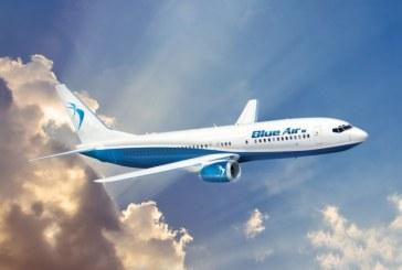 Bloomberg: Blue Air ar putea plati 1,84 miliarde de dolari pentru achizitionarea a 20 de aeronave moderne Boeing