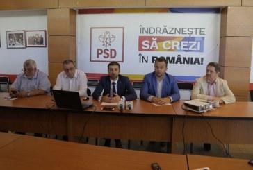 PSD Maramures sustine motiunea de demitere a Guvernului Grindeanu pentru neindeplinirea masurilor cuprinse in Programul de Guvernare