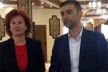 Liderul PSD Maramures, Gabriel Zetea – tur de forta in Ulmeni alaturi de candidatul PSD, Cornelia Luca