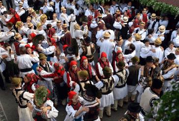 Sute de dantausi au jucat la sura familiei Dobrican