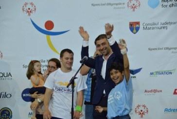 """Deschiderea Jocurilor Nationale """"Special Olympics Romania"""""""