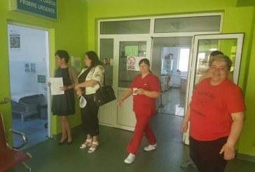 Peste 100 de persoane din Cavnic au donat sange pentru stocul judetului Maramures