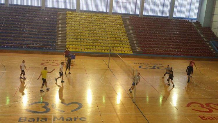 Volei: Stiinta Explorari joaca pe teren propriu cu VM Zalau