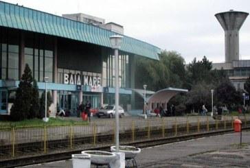 Peronul din fata Garii Baia Mare a intrat in reabilitare. Afla aici cum va fi Gara CFR Baia Mare, o gara europeana