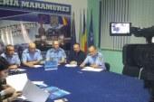 IJJ Maramures: 12.000 de jandarmi angrenati in 3.199 de misiuni, numai in primele 6 luni ale acestui an