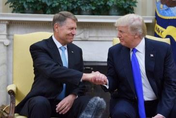 Donald Trump il primeste pe Klaus Iohannis la Casa Alba, pe 20 august
