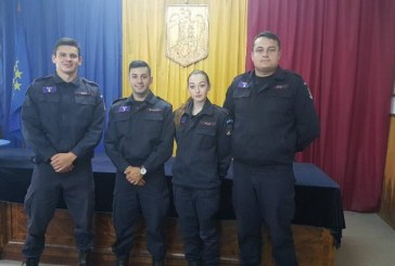 Forte proaspete la Jandarmeria Maramures