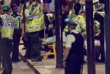 Atacuri la Londra: Sase morti, 30 de raniti, politia a doborat trei teroristi si reconstituie evenimentele (FOTO)