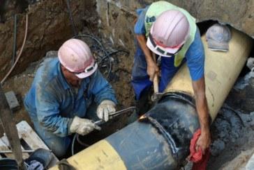 Lucrari de reparatii si intretinere rezervoare Coas-Coruia