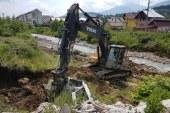 In Borsa se construieste un nou pod