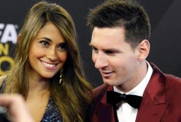 Nunta lui Lionel Messi cu Antonella Roccuzzo va avea loc pe 30 iunie