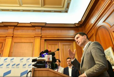 Nicusor Dan: Am luat decizia de a demisiona din USR
