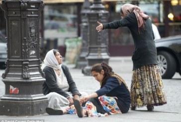 Franta: DIICOT a saltat tiganii care isi puneau copiii sa fure si s a cerseasca in Paris