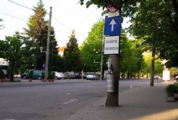 Parcarea din Piata Revolutiei din Baia Mare va fi reamenajata