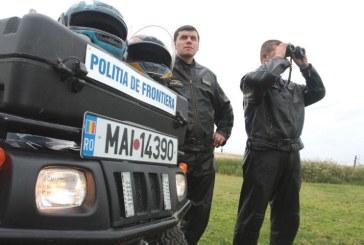 Politistii de frontiera sigheteni sunt pe urmele unui sofer care s-a facut nevazut dupa ce si-a abandonat masina