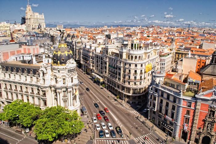 Numarul turistilor straini care au vizitat Spania a crescut usor in ianuarie