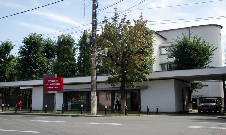 Ministerul Sanatatii verifica prin SMS Spitalul de Boli Infectioase si Psihiatrie Baia Mare, dar si Spitalul Judetean