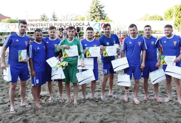 A doua editie Baia Mare Beach Handball Challenge s-a incheiat cu succes